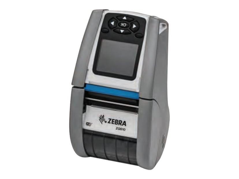 """Zebra ZQ610 DT 2"""" BT 4"""
