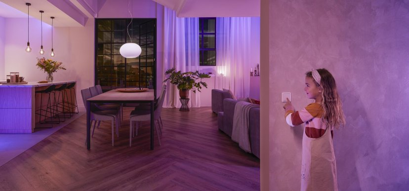 Philips Hue Väggswitch 2-pack