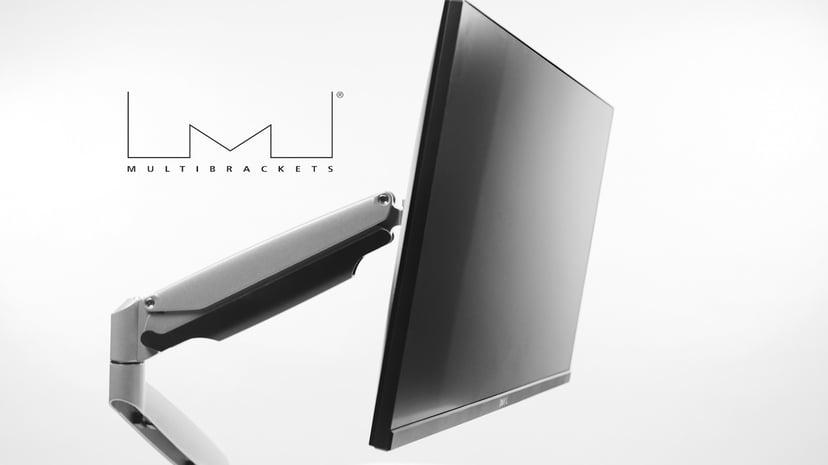 Multibrackets M Deskmount Gas Spring Single Silver