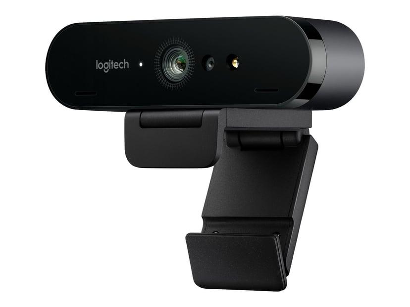 Logitech BRIO 4K Ultra HD Zwart Webcam 4096 x 2160