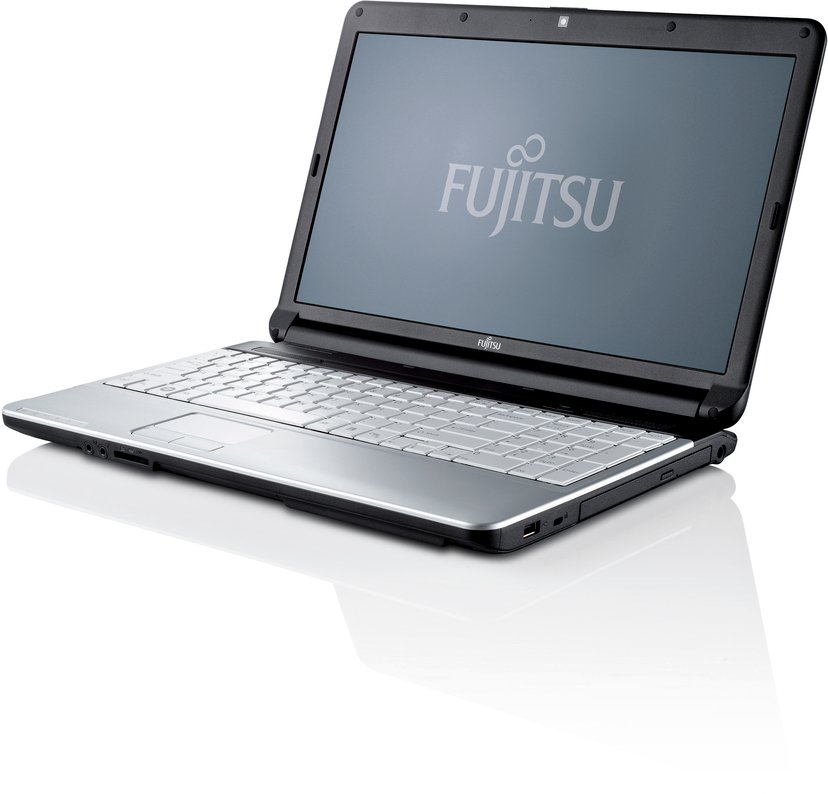 "Fujitsu LIFEBOOK A530 Core i3 2GB 320GB HDD 15.6"""