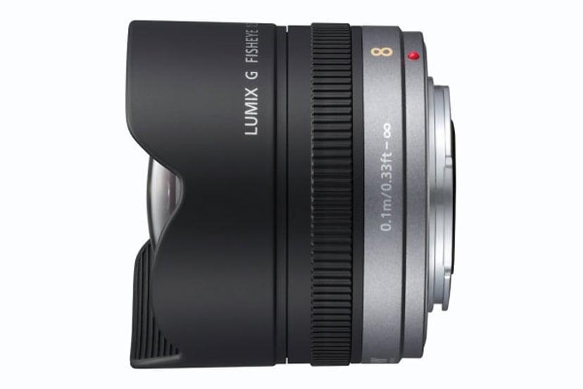 Panasonic Lumix AF 8/3.5 G Fisheye