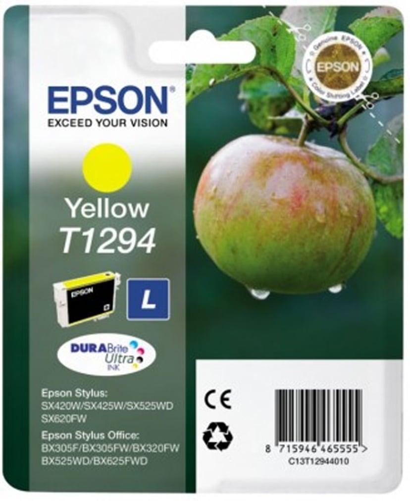 Epson Blekk Gul T1294 - BX320FW