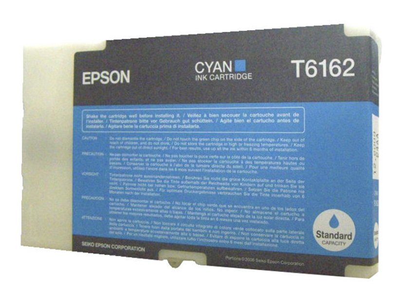 Epson Blæk Cyan 3,5K SID B-500DN