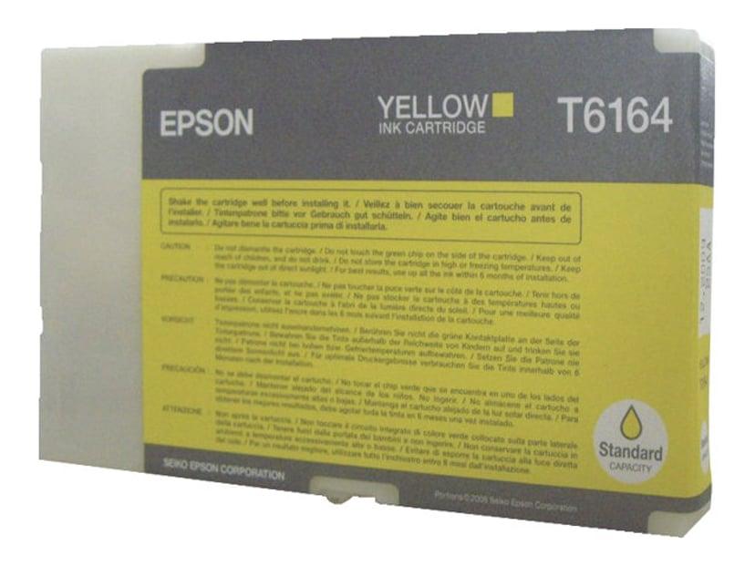 Epson Blekk Gul 3,5K PAGES B-500DN