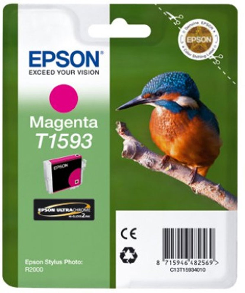 Epson Bläck Magenta T1593 - R2000