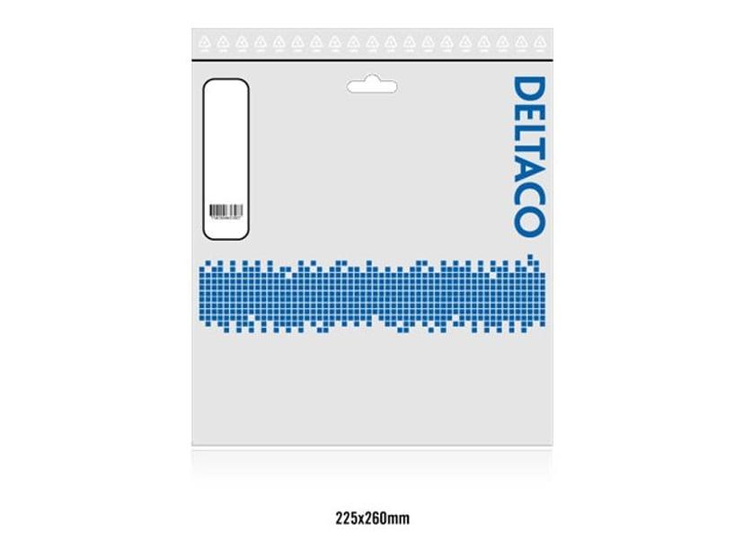 Deltaco Fiberoptisk kabel LC/UPC LC/UPC OM3 2m