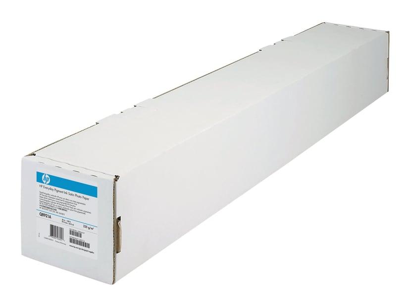 "HP Papir Everyday Pigment Ink Satin Photo 36"" 30.5m 235g"