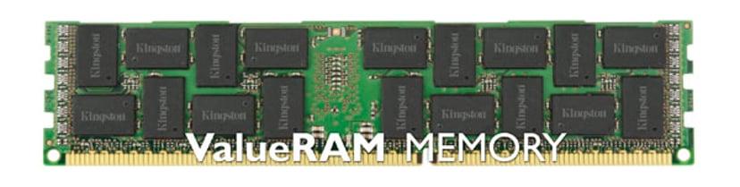 Kingston ValueRAM 8GB 1,600MHz DDR3 SDRAM DIMM 240-pin