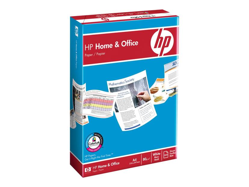 HP Papper Home & Office A4 500-Ark 80g