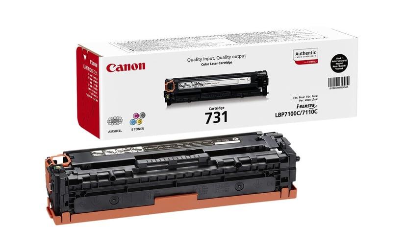 Canon Värikasetti Musta 731 1,4k - LPB-7100CN