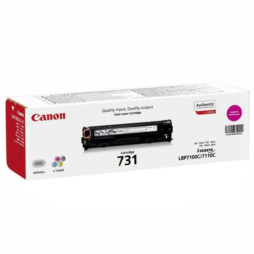 Canon Värikasetti Magenta 731 1,5k - LPB-7100CN