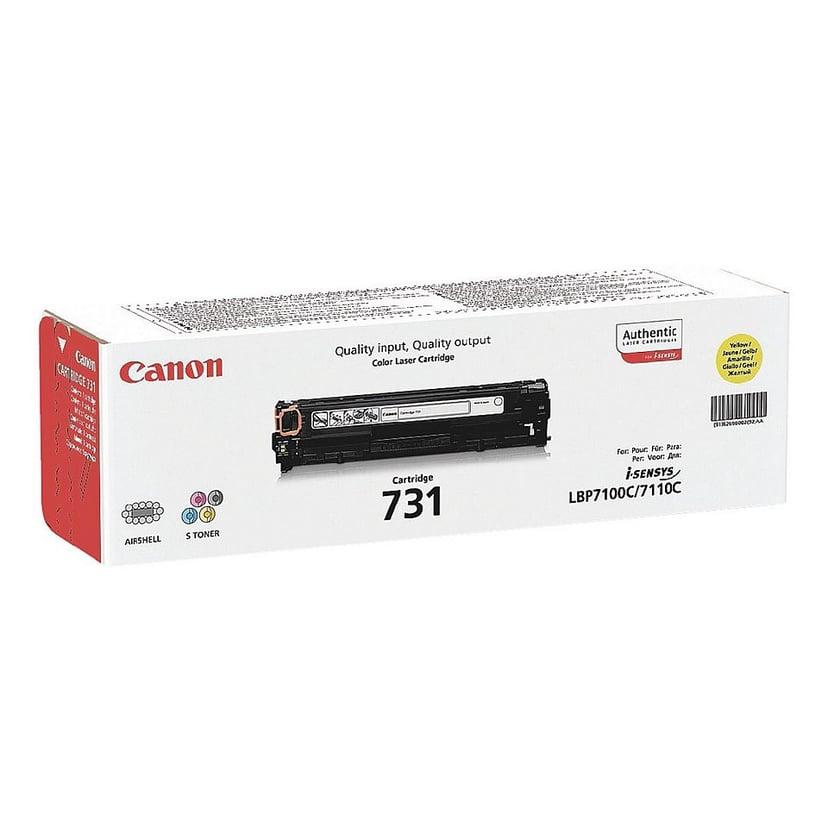 Canon Toner Gul 731 1,5k - LPB-7100CN