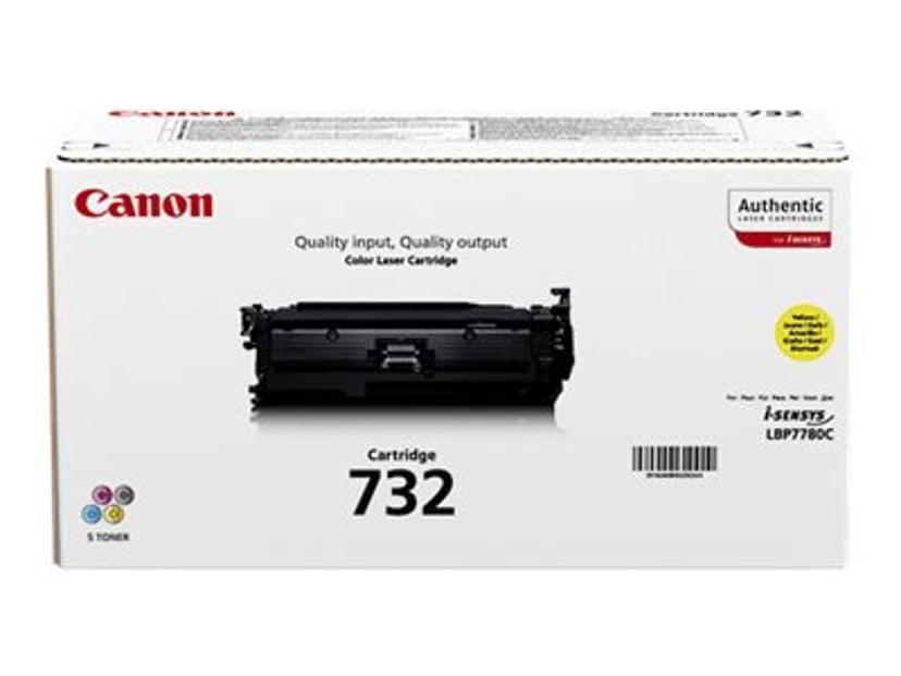 Canon Toner Geel 732, 6,4k - LBP7780CX