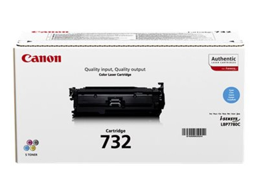 Canon Toner Cyan 732, 6,4k - LBP7780CX