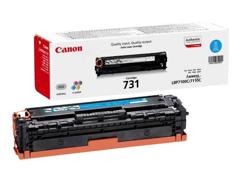 Canon Toner Cyan 731 1,5k - LPB-7100CN