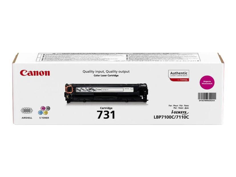 Canon Toner Magenta 731 1,5k - LPB-7100CN