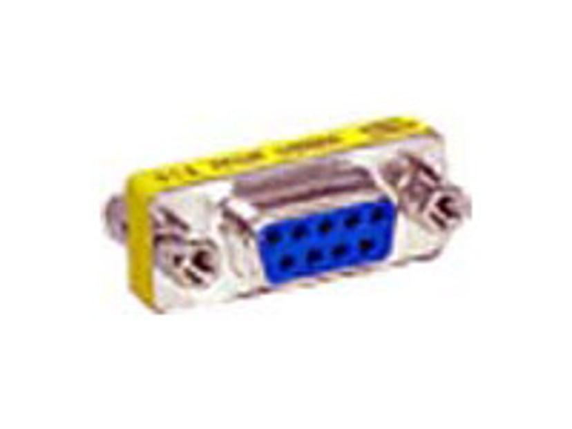 Deltaco Adapter 9 pin D-Sub (DB-9) Hona 9 pin D-Sub (DB-9) Hona