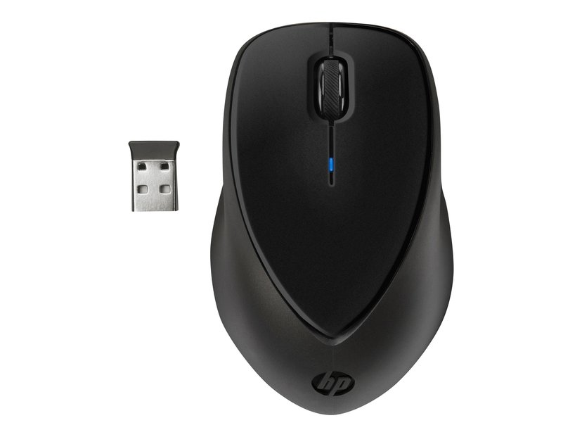 HP Wireless Mouse Comfort Grip Mus Trådlös