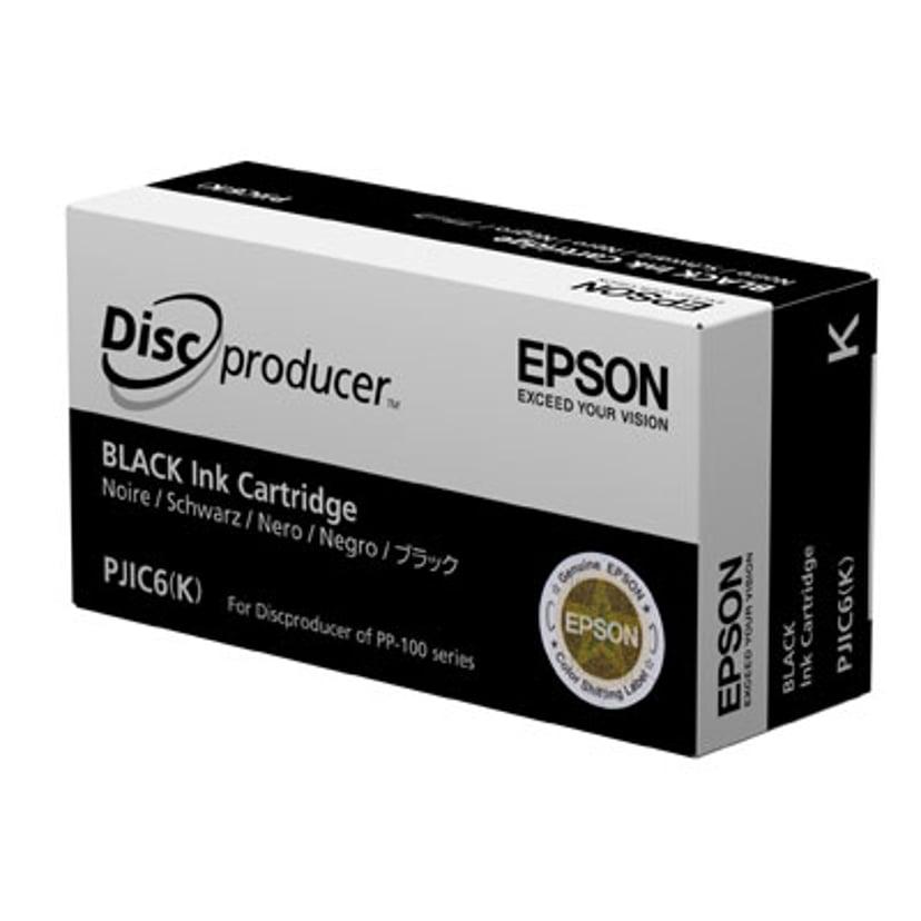 Epson Blekk Svart - Discproducer