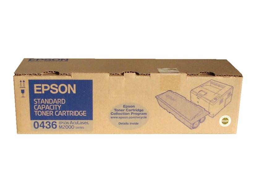 Epson Värikasetti Musta 3,5k - M2000