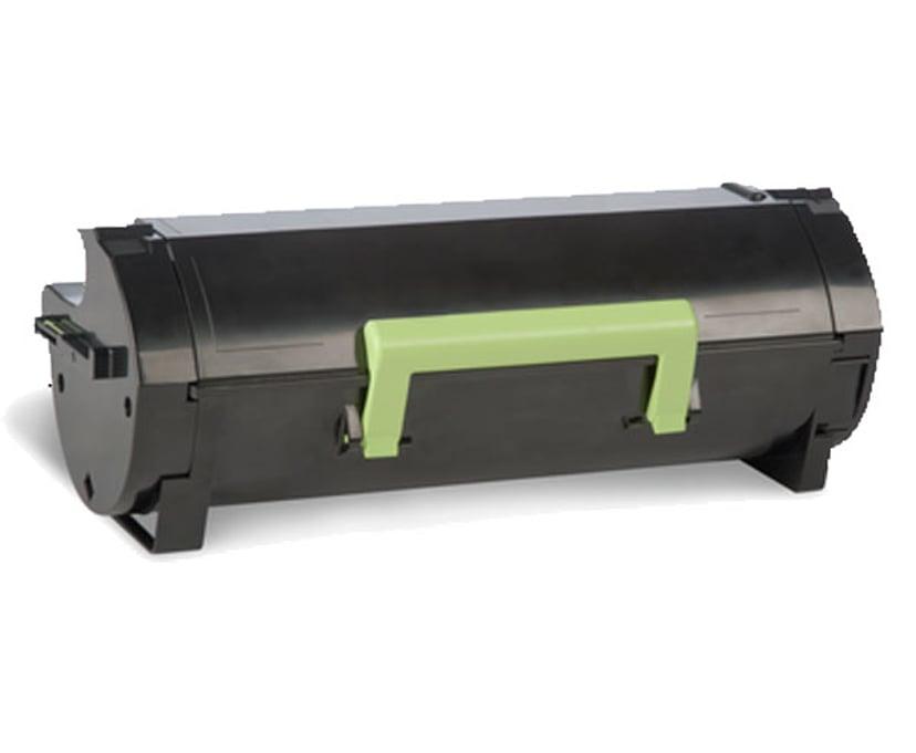 Lexmark Toner Zwart 602H 10k - MX310DN/410DE/510DE Return