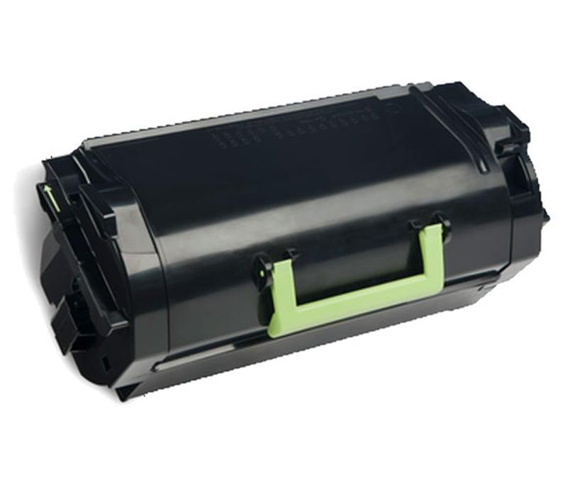 Lexmark Toner Svart 522X 45k - MS811 Return