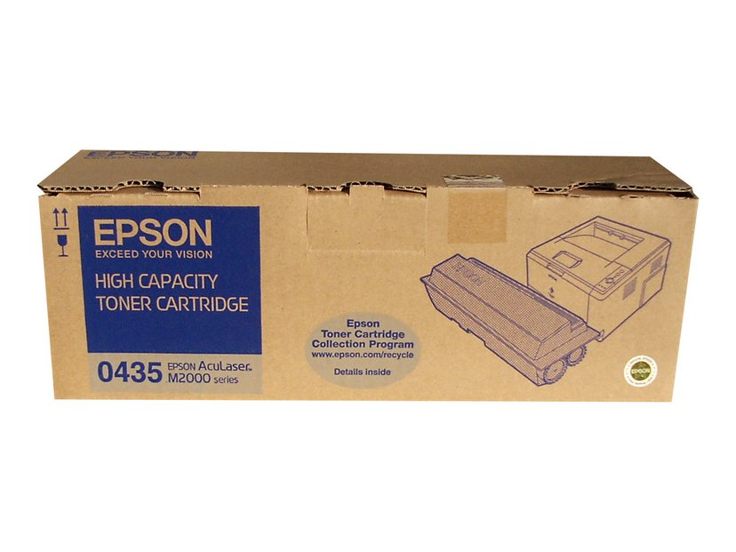 Epson Toner Svart 8k - M2000