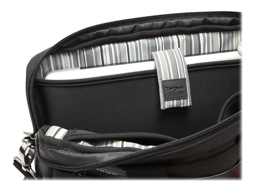 "Targus 13.3"" / 33.8cm Lomax Ultrabook Topload Case 13.3"" Polybutyleen, Polyester"