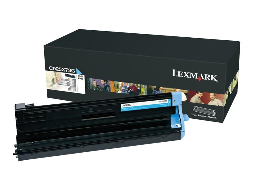 Lexmark Tromle Cyan 30K - C925