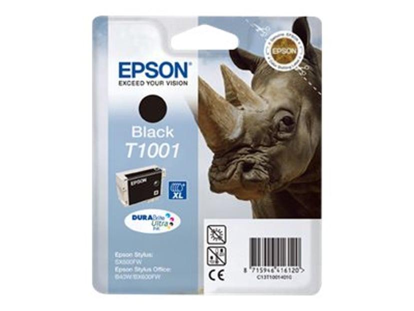 Epson Blekk Svart T1001 - BX600