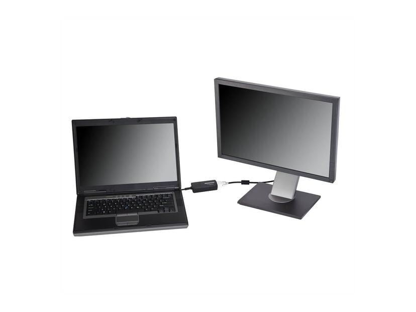 Targus USB 3.0 SuperSpeed Multi Monitor Adapter extern videoadapter 2048 x 1152 DVI, VGA