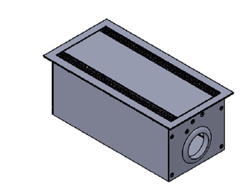 Götessons Bi-Box Liten - Silver