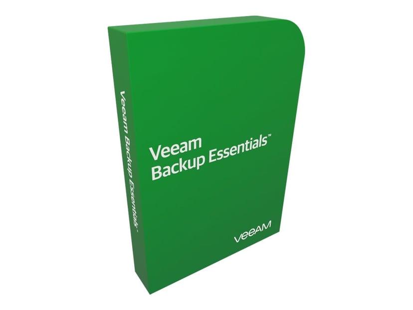 Veeam Backup Essentials Standard for VMware Licens