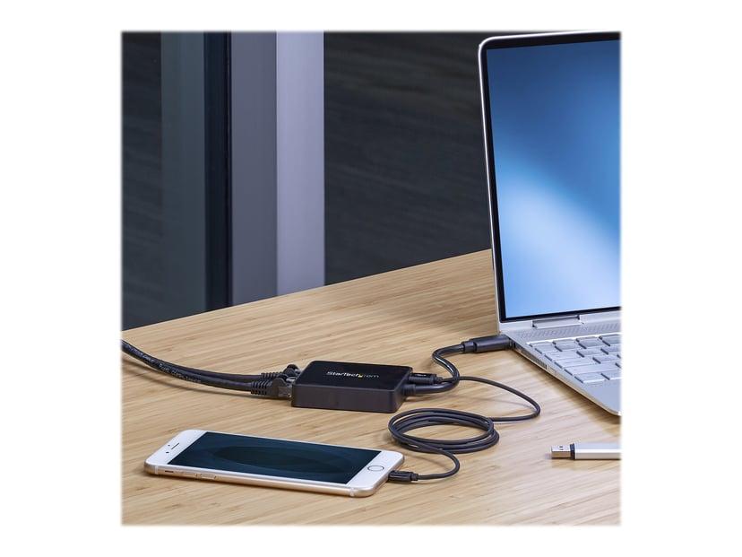 Startech USB 3.0 Dual Gigabit Ethernet Adapter