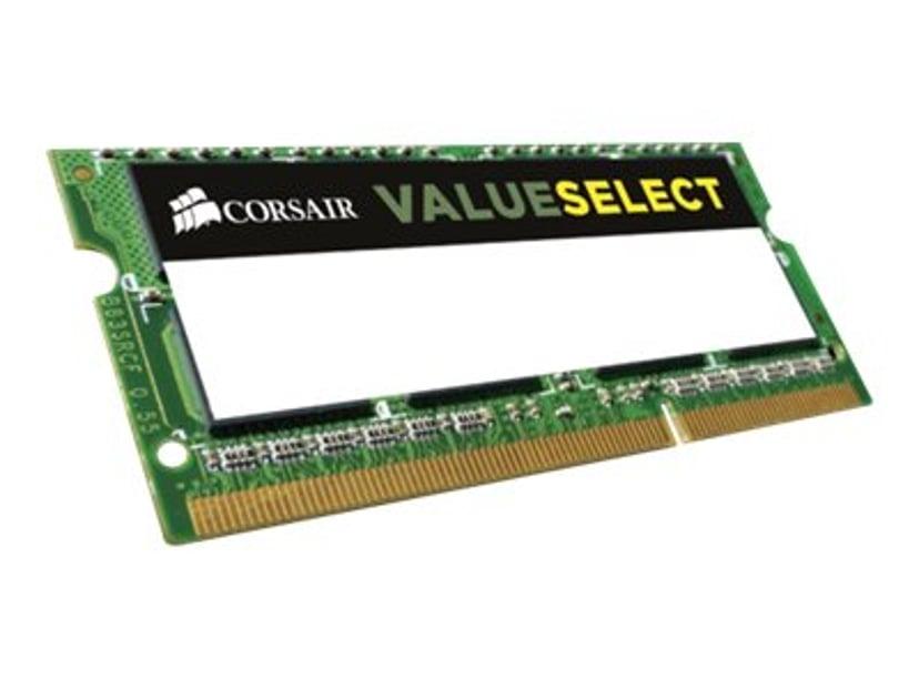 Corsair Value Select 8GB 1,600MHz DDR3L SDRAM SO DIMM 204-pin