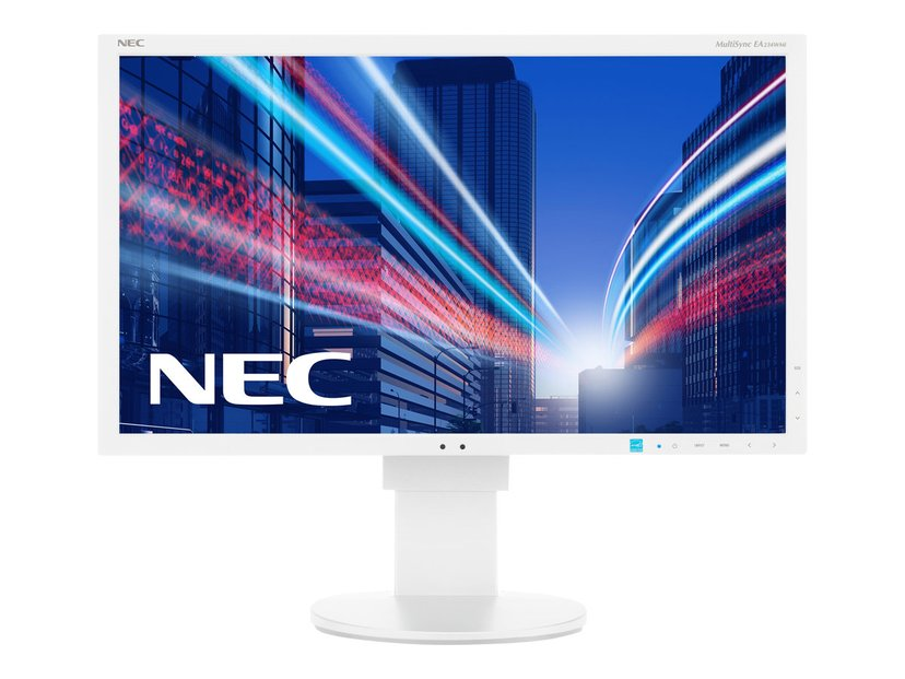 """NEC Multisync Ea234wmi 23"""" 1920 x 1080 16:9"""