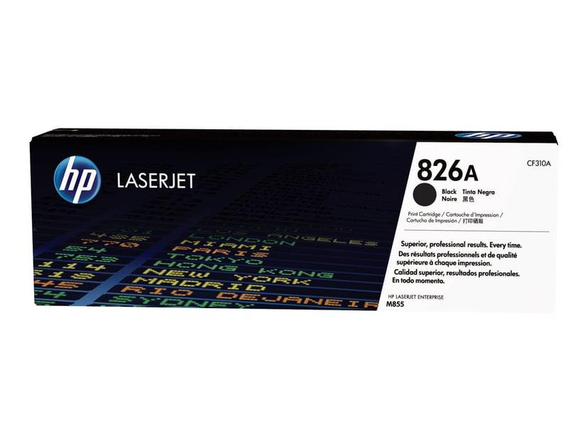 HP Värikasetti Musta 826A - CF310A