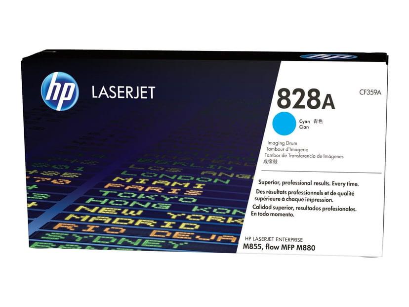 HP Syaani värirumpu 828A 30K - LJ M855