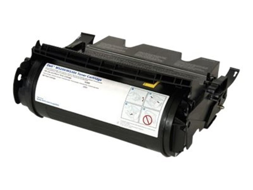 Dell Toner Svart High Capacity - 5210/5310