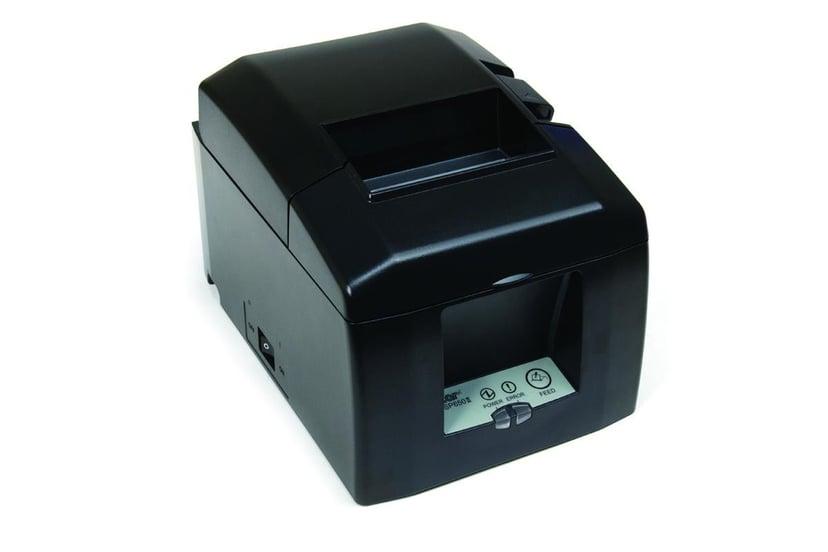 Star Receipt Printer TSP654II No Interface Black, Cutter, Wallmount