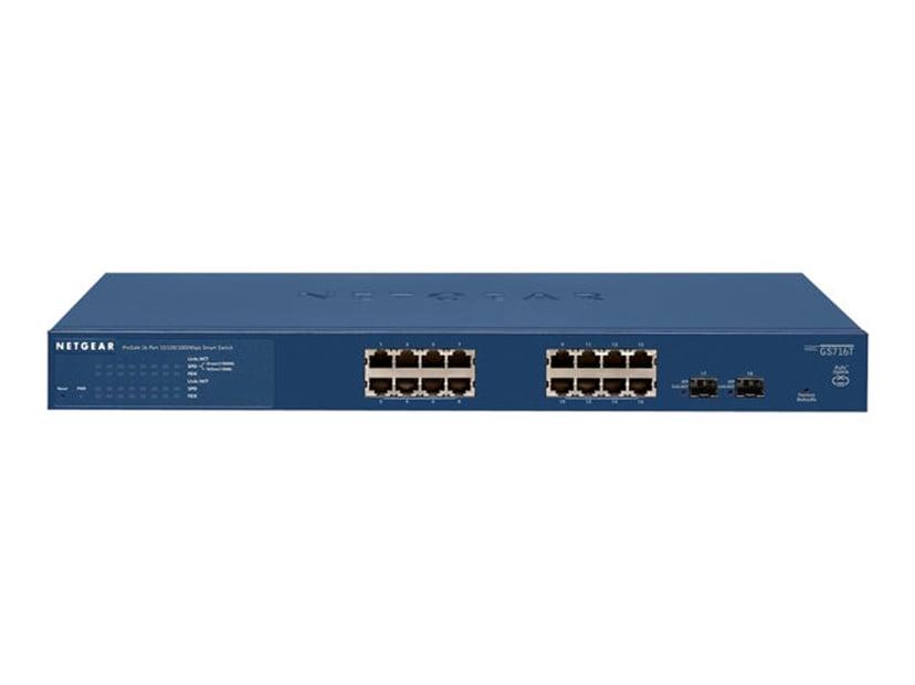 Netgear GS716T 16-Port Gigabit Smart Managed Switch