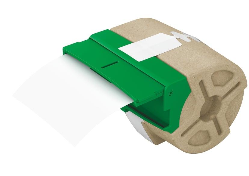 Leitz Tape Kartong 91mm X 22M Vit - ICON