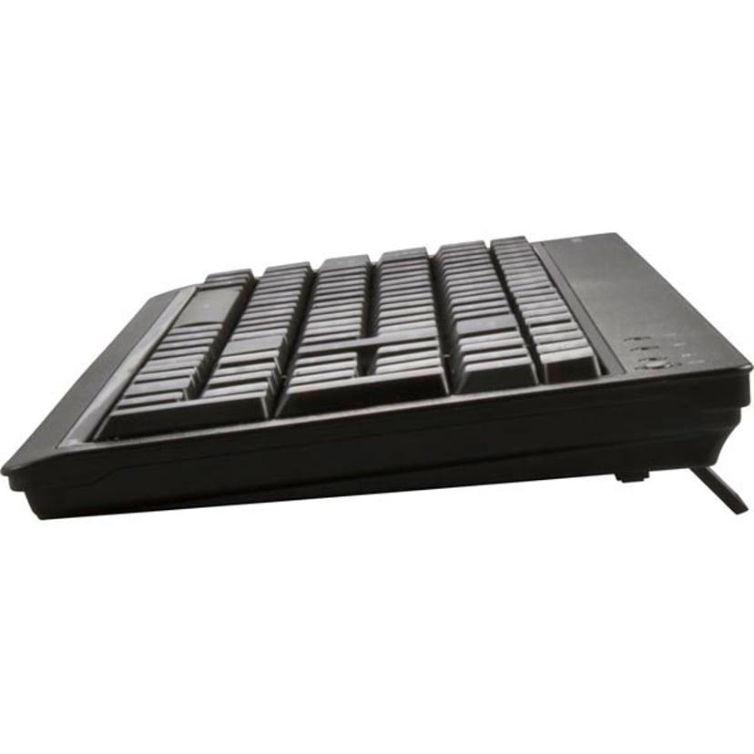 Deltaco TB-234 Tastatur Kablet Nordisk Svart
