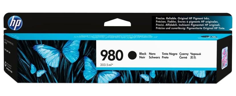 HP Blæk Sort 980, 10K - OfficeJet X555/X585