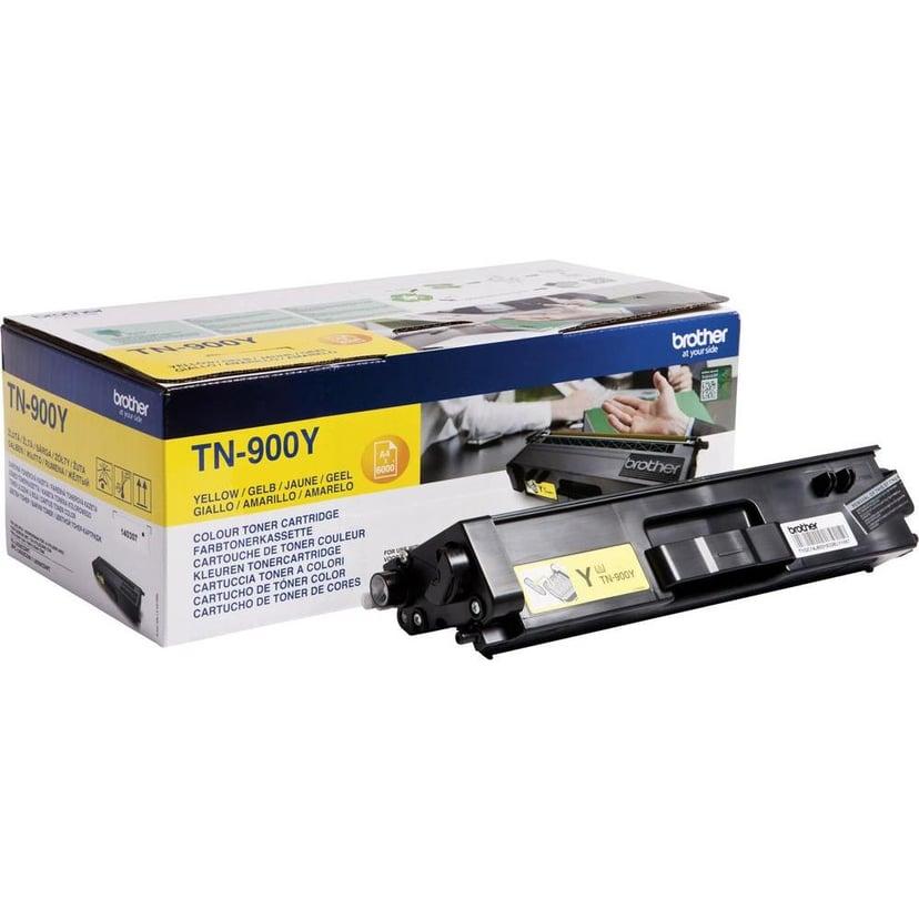Brother Toner Gul TN-900Y 6k - HL-L9200