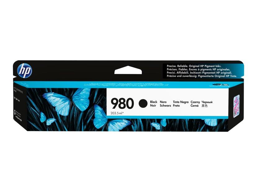 HP Blekk Svart 980, 10K - OfficeJet X555/X585