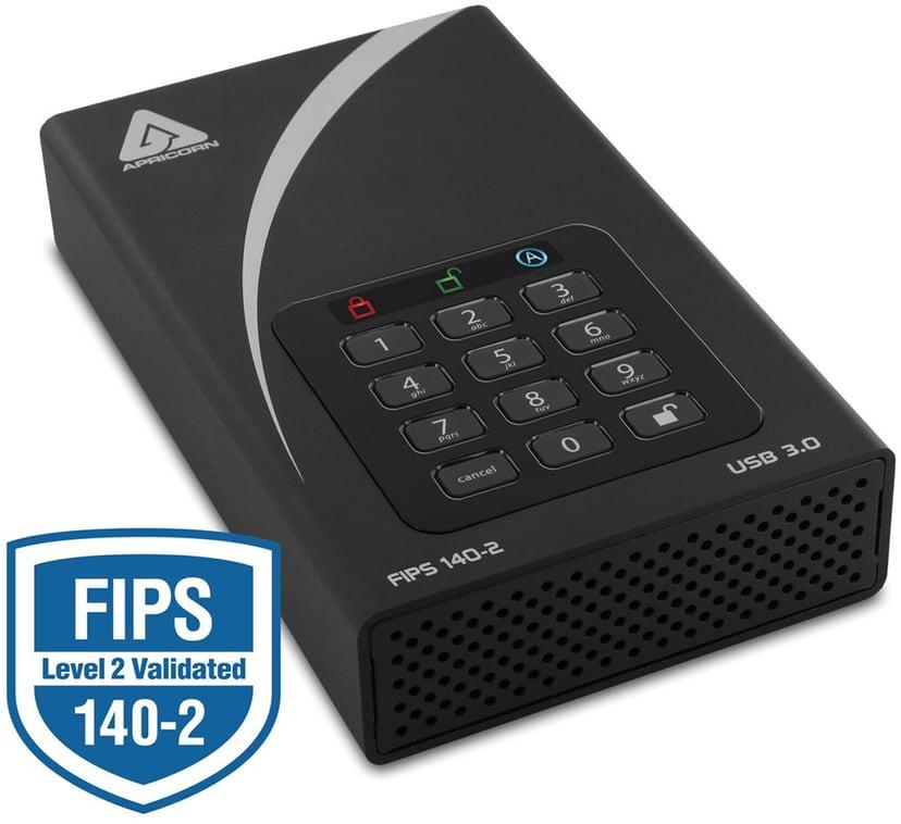 Apricorn Aegis Padlock Dt 256-bit Fips