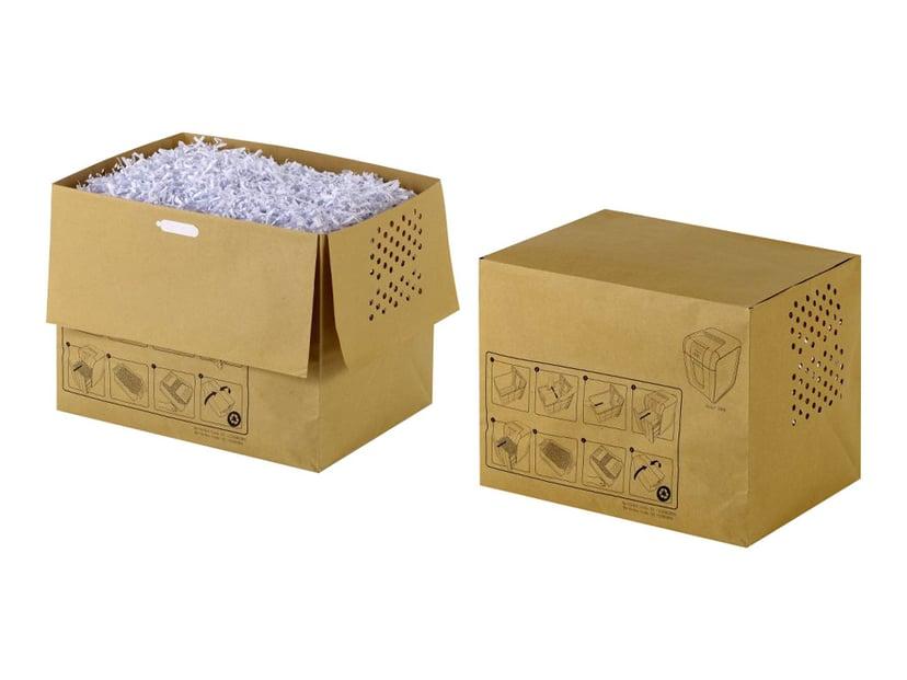 Rexel Recyclable Shredder Waste Sacks 40L