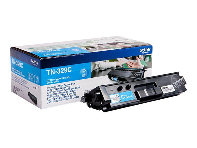 Brother Toner Cyaan TN-329C 6k